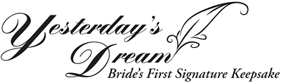 Bride's First Signature
